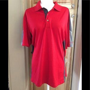 👀 Grand Slam Men's Golf Shirt Sz L